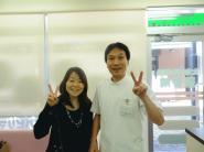 亀谷紘子さん 東京都小平市回田町 37歳 事務職 女性