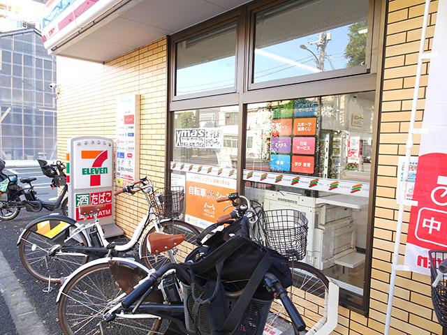 セブンイレブン墨田京島3丁目明治通り店